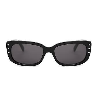 Celine Rectangular Sunglasses CL40072I 01A 60