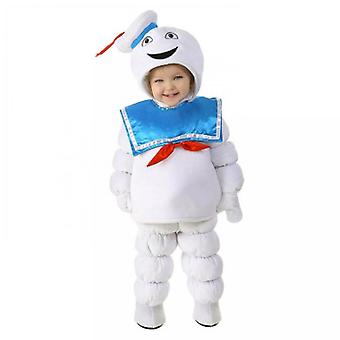 Princess Paradise Boys Baby/Kleinkind Ghostbusters Stay Puft Deluxe Kostüme