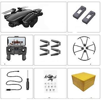 5g Wifi, Fpv 4k Hd Kamera Quadcopter, Optinen virtaus taitettava Mini Dron