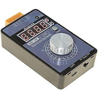 Dc0-10v 0/4-20ma strøm spænding signalgenerator, indbygget genopladeligt batteri bærbare analog