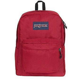 Jansport Superbreak Backpack - Red Tape