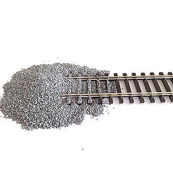 450g Ho 1:87/n 1:160 Train Model Layout Sand Ballast - Marrone (nessuna ferrovia