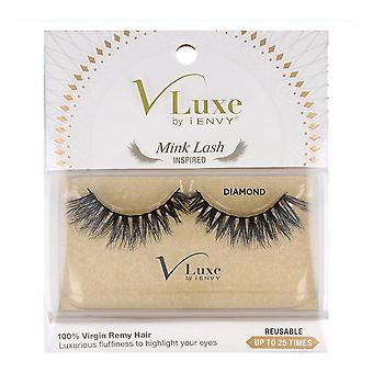 False Eyelashes V Luxe Remy Hair I-Envy Vlef03 Inspired Diamond