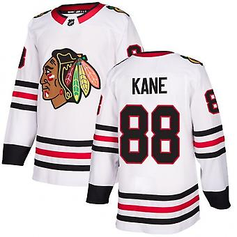 Men's Hockey Jerseys Blackhawks 20 Saad 19 Toews 88 Kane Jersey Movie Ice Hockey Jersey 90s Hip Hop Clothing For Party Stitched Letters S-3xl