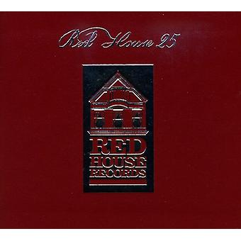 Red House 25- a Silver Anniversary Retro - Red House 25- a Silver Anniversary Retro [CD] USA import