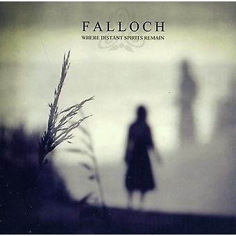 Falloch - Where Distant Spirits Remain [CD] USA import