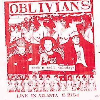 Oblivians - Rock N Roll Holiday (Live in Atlanta) [CD] USA import