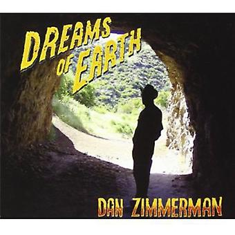 Dan Zimmerman - Dreams of Earth [CD] USA import