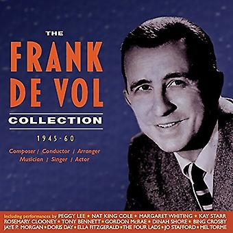 Frank De Vol - De Vol Frank-kolekcja 1945-60 [CD] USA import