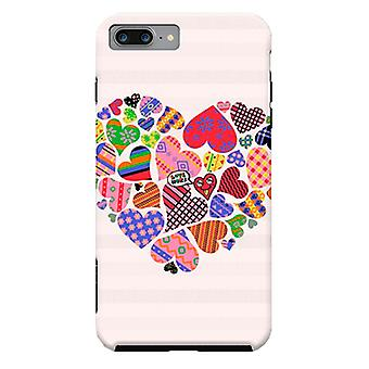ArtsCase Designers casos amor Me não para iPhone dura 8 Plus / iPhone 7 Plus