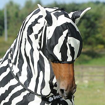 Bucas Buzz off Zebra volare maschera
