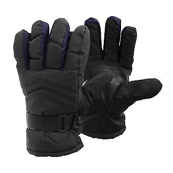 FLOSO Unisex Waterproof Padded Thermal Winter/Ski Gloves With Grip