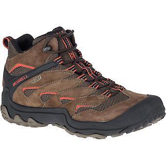 Merrell Mens Chameleon 7 Limit Breathable Waterproof Mid Walking Boots