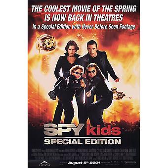 Affiche du film Spy Kids (11 x 17)