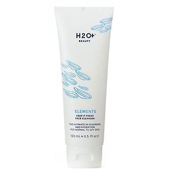 H2O Plus Infinity + holde det frisk ansigt sæbe Normal / tør hud 4oz / 120ml