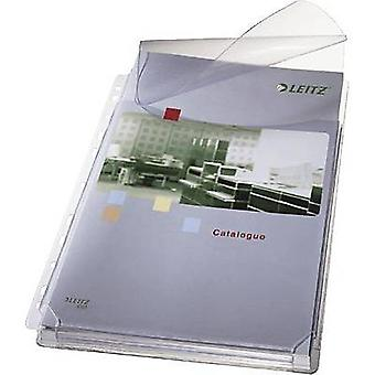 Leitz perforado 4757 A4 polipropileno 0,17 mm transparente 47573003 5 PC de bolsillo