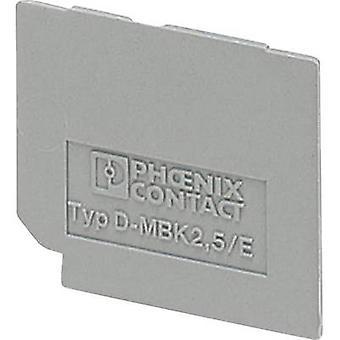 Avslutte dekke D-MBK 2.5/E D-MBK 2,5/E Phoenix kontakt innhold: 1 eller flere PCer