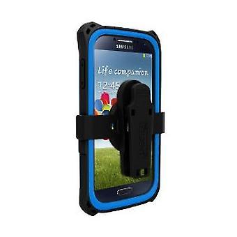 Trident kraken Case voor Samsung Galaxy S4-blauw/zwart