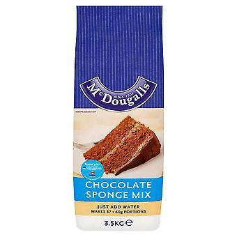 McDougalls Cioccolato Sponge Cake Mix