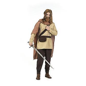Hans de Viking du costume masculin médiéval, Viking costume costume de Monsieur
