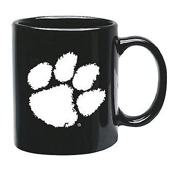 Clemson Tigers NCAA svart keramiskt kaffekopp