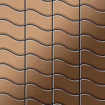 Metalowa mozaika z tytanu Alloy Flux-Ti-AB