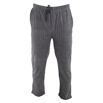 Harvey James Mens Soft Herringbone pyjama's bodems