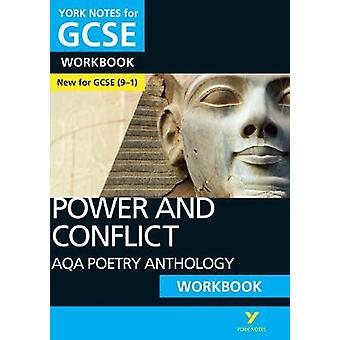 AQA Poetry Anthology - Power and Conflict - York Notes for GCSE (9-1)