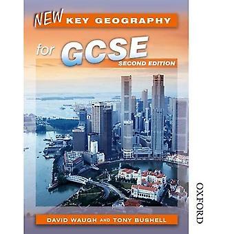 Nouvelle géographie clé pour les GCSE: livre de l'élève