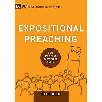 Expositionsformel Predigten (9marks: Bau von gesunden Kirchen)