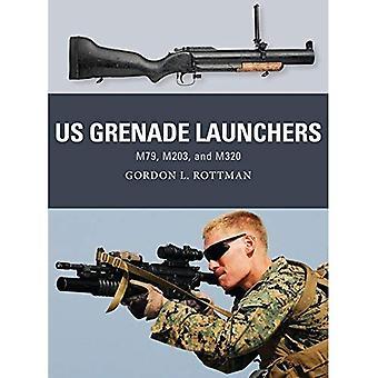 Amerikanska granatkastare