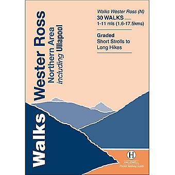 Walks Wester Ross Northern Area: Including Ullapool