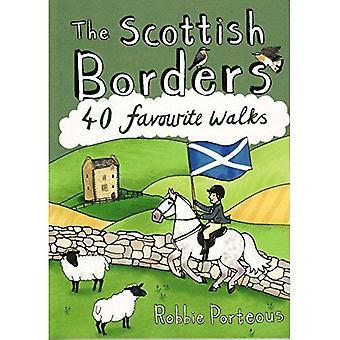 The Scottish Borders: 40 Favourite Walks