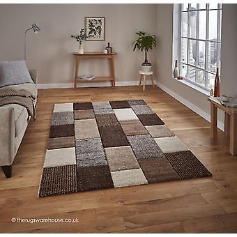 Palmoro Beige grijs tapijt