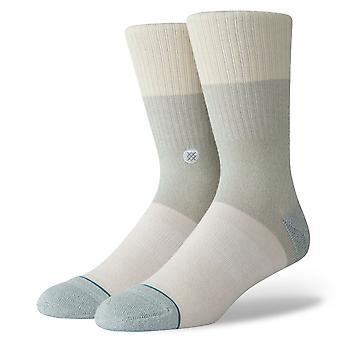 Stance Foundation Mens Socks ~ Neopolitan mint (size L)