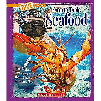 Seafood (True Bookfarm to Table)