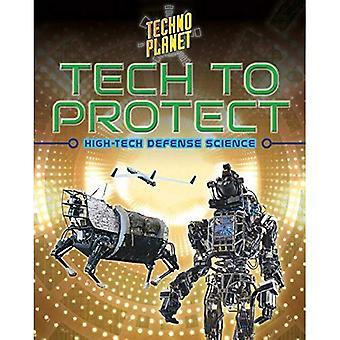 Tech (Techno Planeten) zu schützen