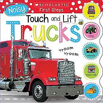 Bullriga Touch och lyfttruckar (skolastiska tidiga elever) (skolastiska tidiga elever)
