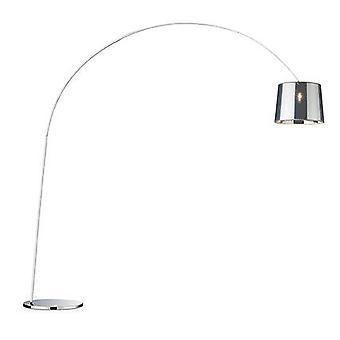 Idealne Lux - Dorsale Chrome Lampa podłogowa IDL005126
