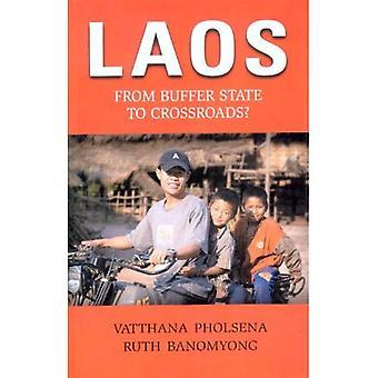 Laos: van bufferstaat op kruispunt? (Mekong Press): van bufferstaat op kruispunt? (Mekong Press)