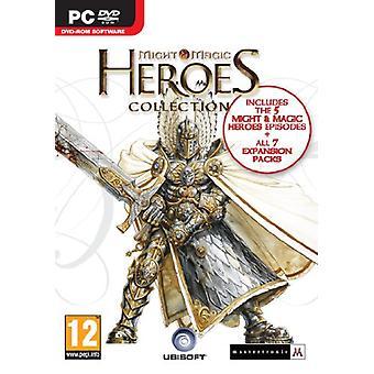 Heroes of Might och Magic Collection (PC CD)-nytt