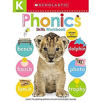 Cahier de compétences de maternelle: Phonics (Scolastic Early apprenants) (Scolastic Early apprenants)