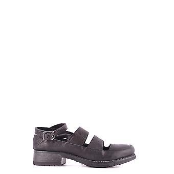 Cl Factory Ezbc249001 Women's Black Leather Sandals