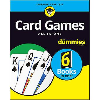 Card Games All-in-One For Dummies by Consumer Dummies - 9781119275718