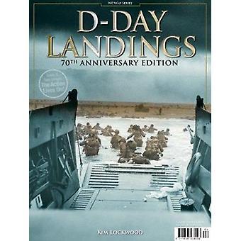 D-Day Landings by Kim Lockwood - 9781922178350 Book
