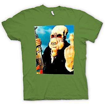 Barn T-shirt-dålig smak - kult - skräck