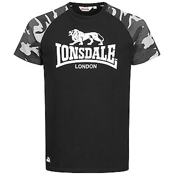 Lonsdale Men's T-Shirt Raglan Kensington