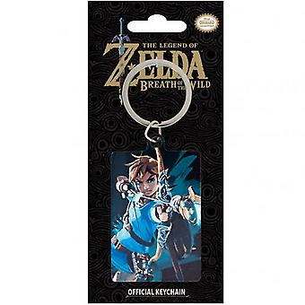 The Legend Of Zelda metaal Keyring