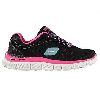 Skechers Girls Appeal EC Child Trainers Shoes Sneakers Kids