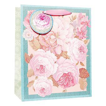 Simon Elvin Floral Design Gift Bags (Pack of 6)